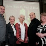 The launch of Sr. Ann McGovern's CD