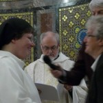 First Profession of Sister Sabine Schratz