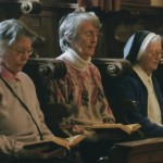 Sisters at common prayer in Lisbon