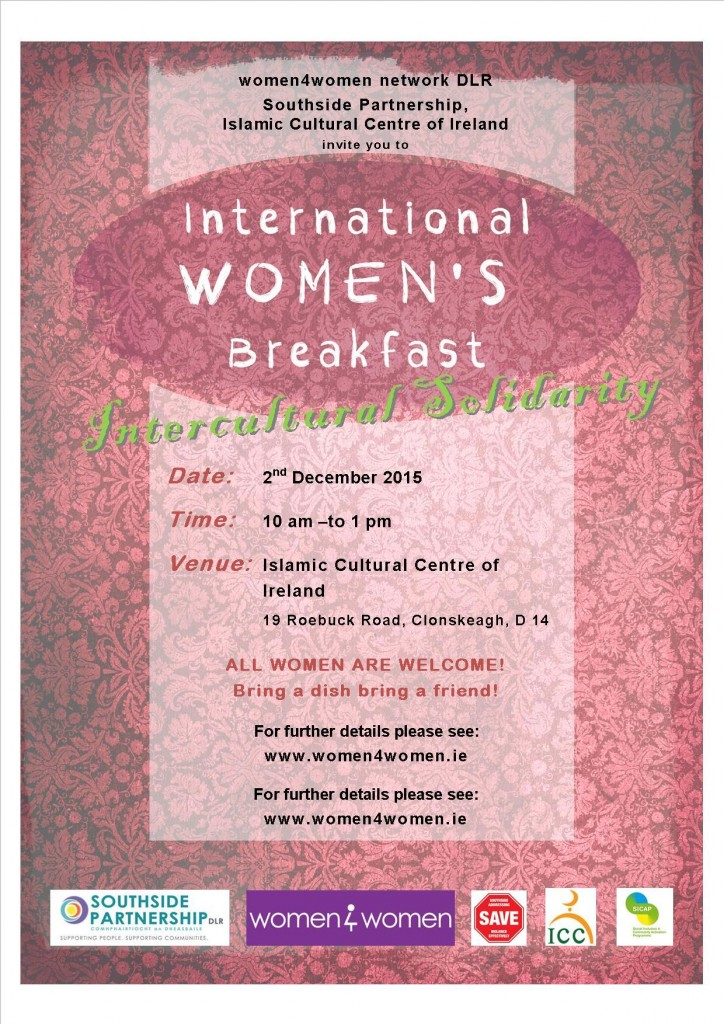 International Women's Breakfast
