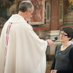 First Profession of Sister Eileen O'Connell. Dominican Convent Chapel, Cabra. 15th of February 2015