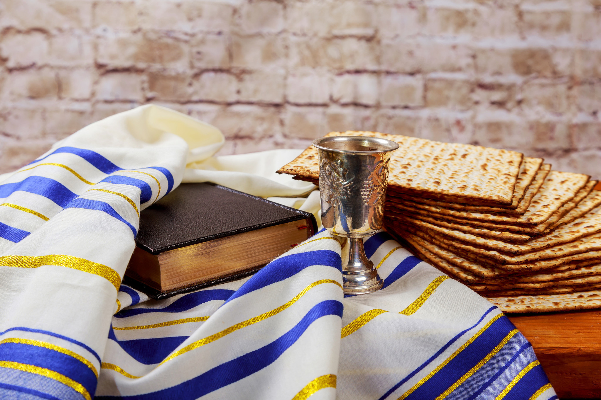 Rabbi Ron Kronish Greets Jews And Christians As They Celebrate Their
